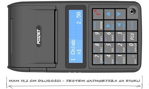 Kasa Fiskalna Posnet Mobile HS 3