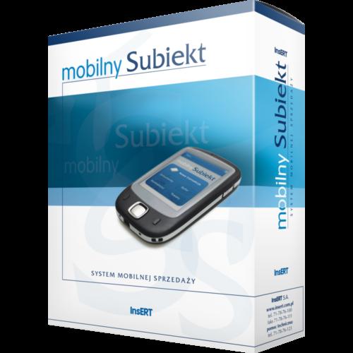 Program sprzedażowy Subiekt Mobilny