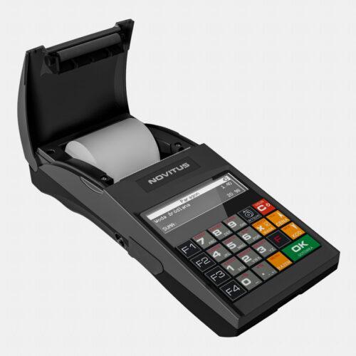 kasa fiskalna novitus nano online drukarka