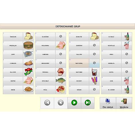 Zrzut 09 Program Sprzedażowy Symplex Small Business Bistro | Kasy I Drukarki Fiskalne Online, Wagi, Oprogramowanie, Serwis.