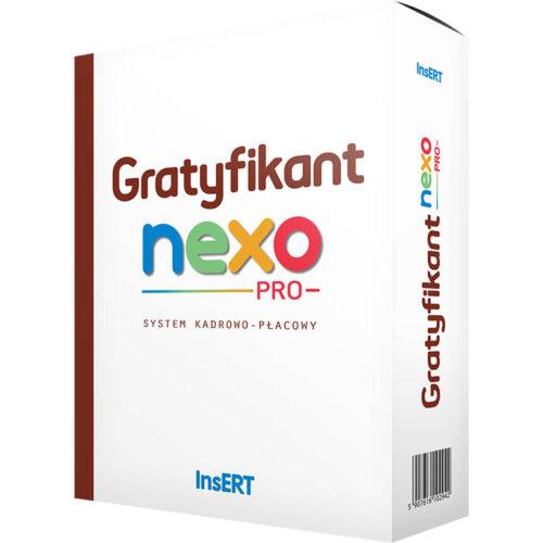Program InsERT Gratyfikant Nexo PRO