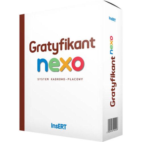 Program InsERT Gratyfikant Nexo PRO 1