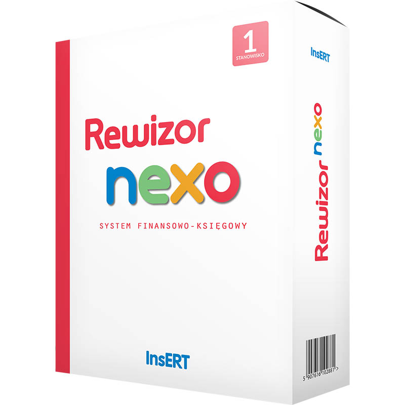 Program InsERT Rewizor Nexo